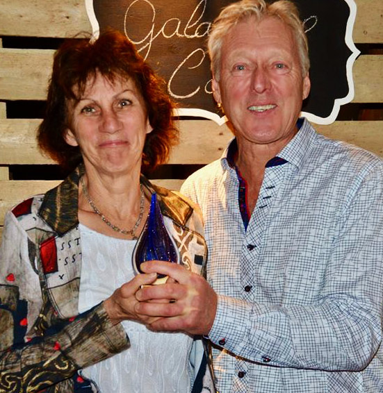Gala reconnaissance - Jean-Rémi Dupont et Francine Roy